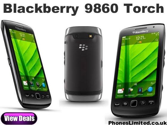 jenis jenis handphone blackberry