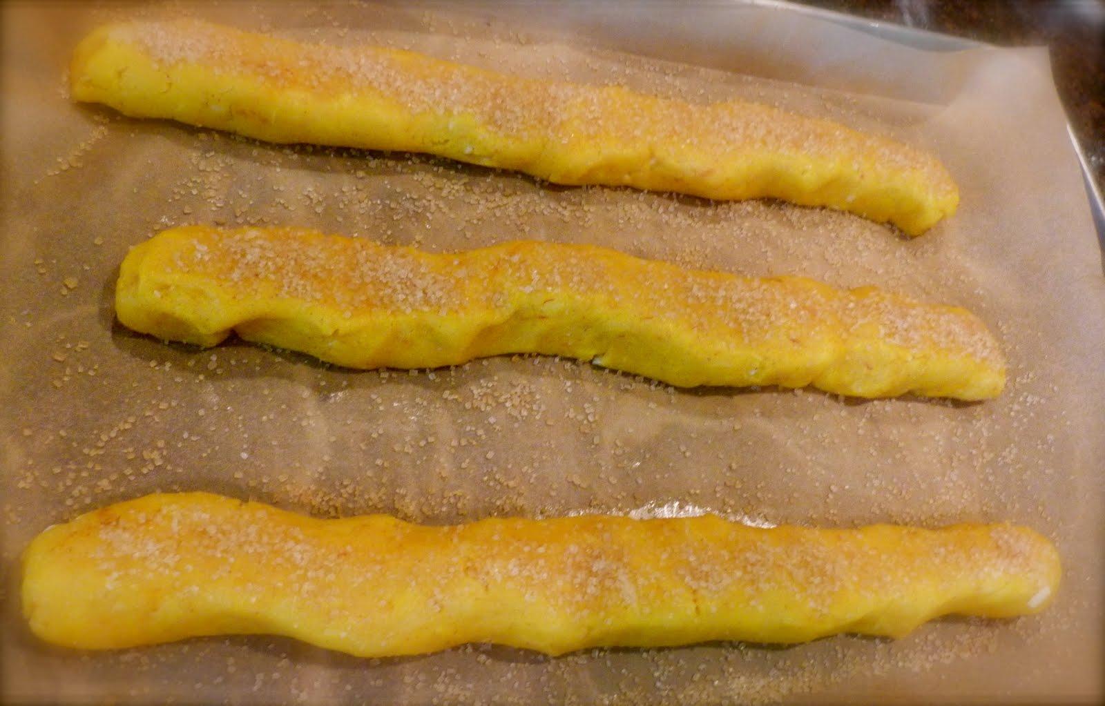 Cooking Gluten-Free with Anna: Saffron Biscotti ~ a lovely ...
