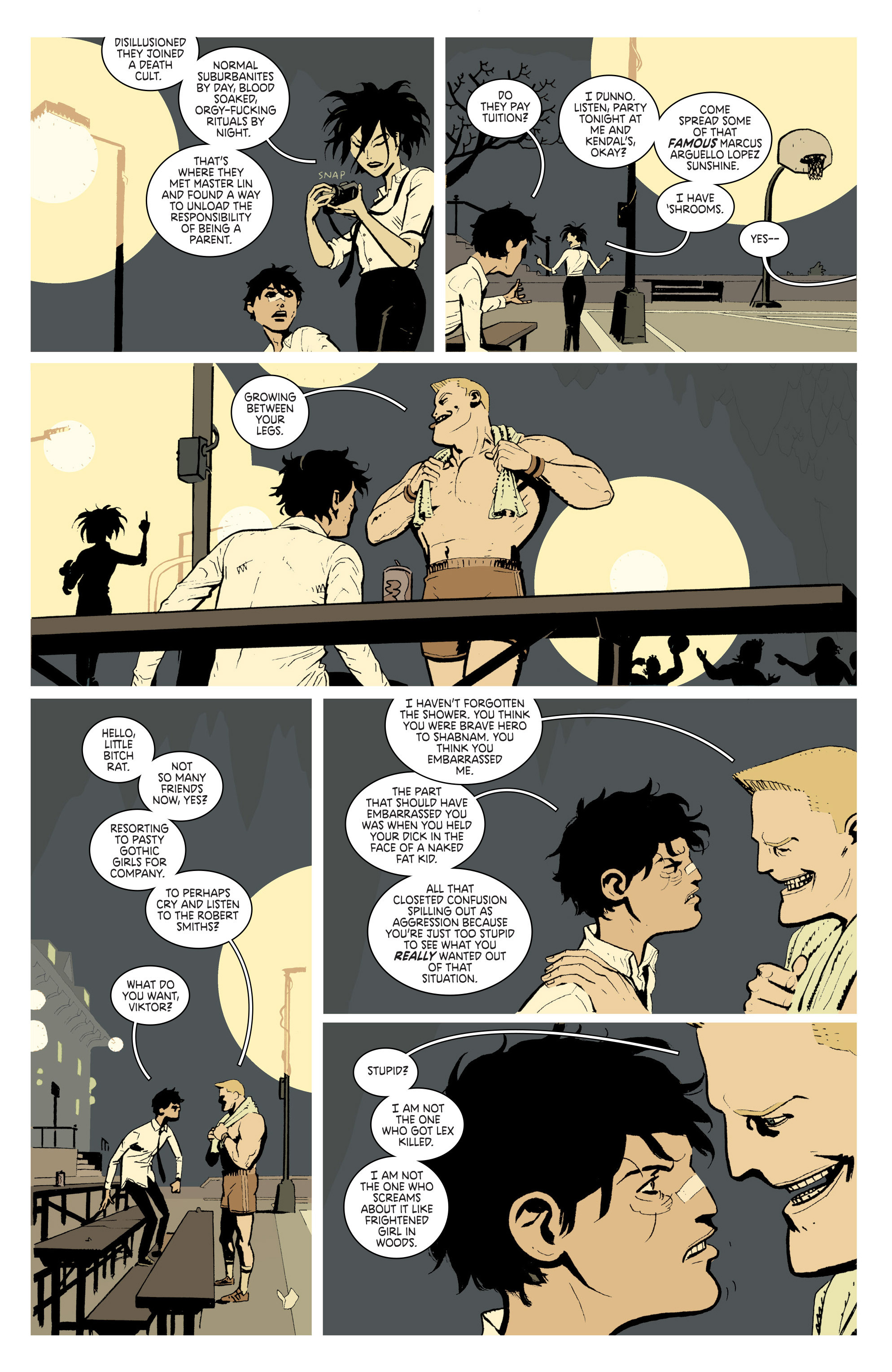 Read online Deadly Class comic -  Issue # _TPB 3 - 80