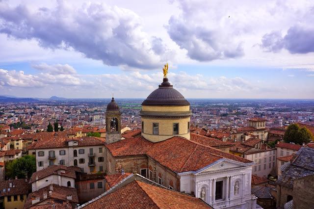 Image of Duomo di Bergamo in Bergamo, Italy.