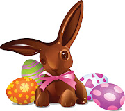 Easter Bunny Rap. Make your own Easter table decorations using a plain old . choc bun