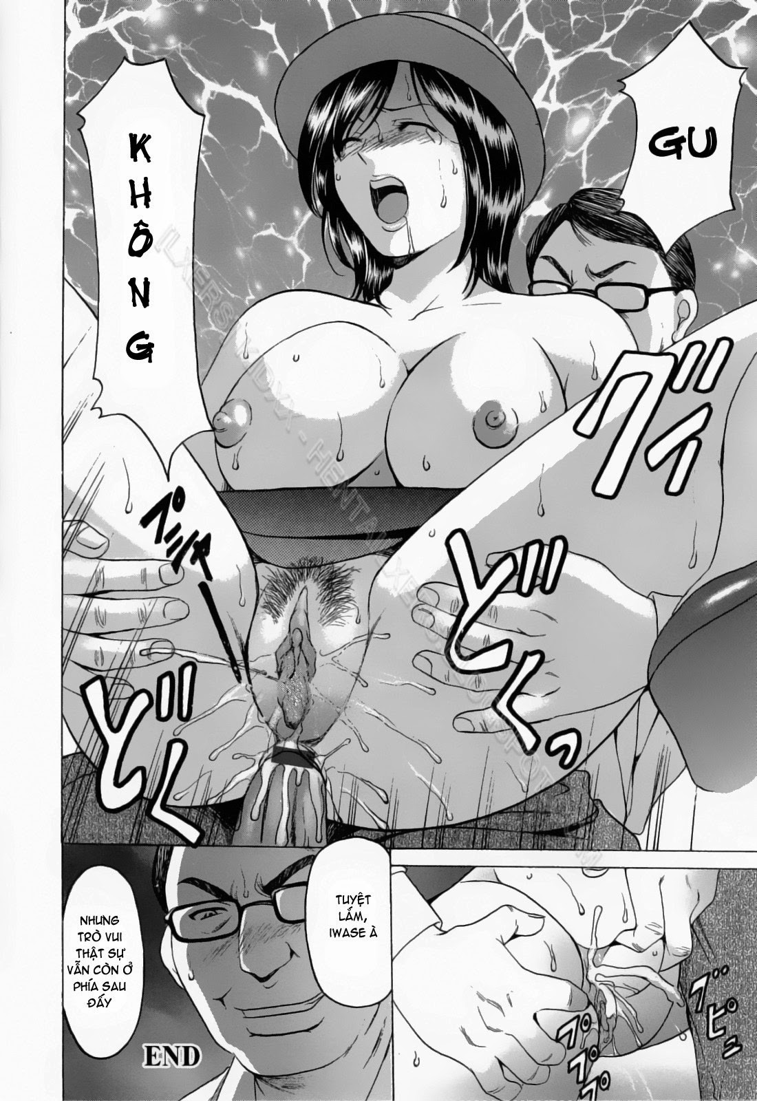 TruyenHay.Com - Ảnh 26 - Hataraku Onee-san wa Back ga Osuki Chapter 1-2