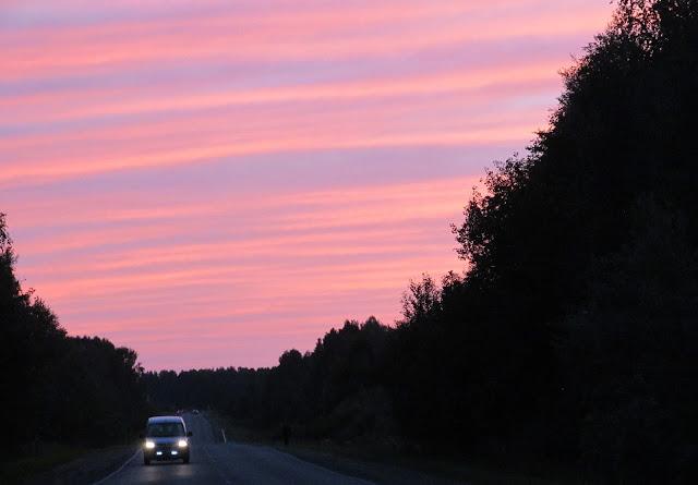 полосатое небо - полосатая жизнь
