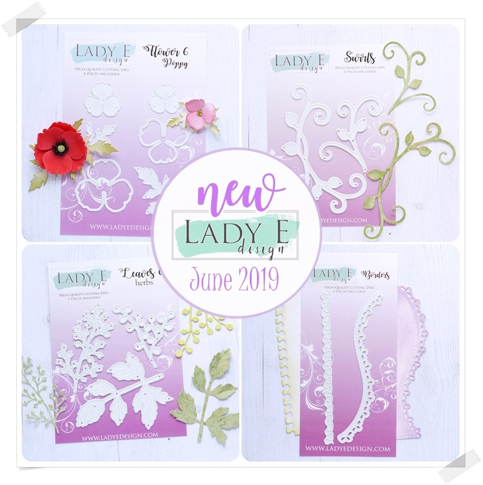 New Lady E Design Dies