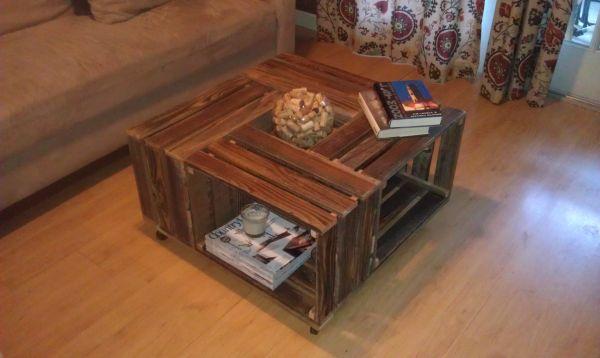 Little Old Bungalow Craigslist Finds Wooden Crates