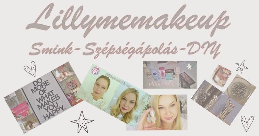 Lillymemakeup Smink-, Szépségápolás- és DIY