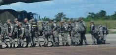 Polícia Federal Operação Tapajós.