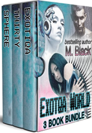 Exotiqa Box Set (3 book Series)