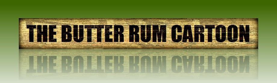 The Butter Rum Cartoon