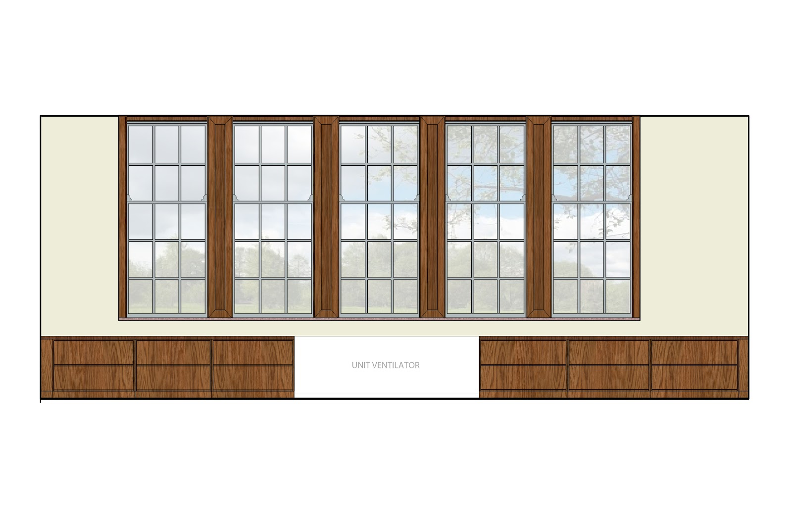 Classroom Window Design ~ City school renovations design things