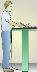 Ordinaire OSHA Cutting Table Dude