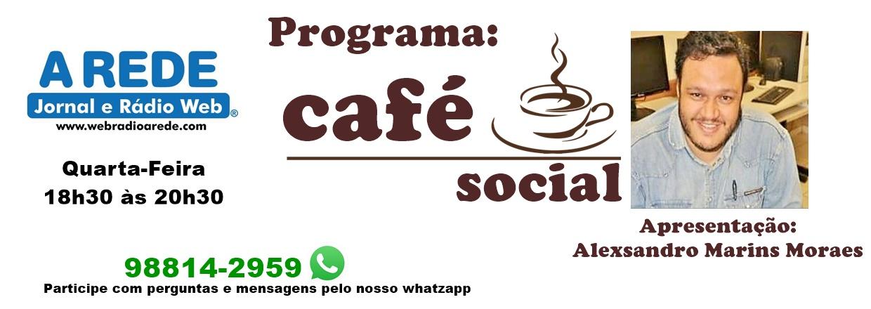Clique na imagem para acessar o Programa CAFÉ SOCIAL