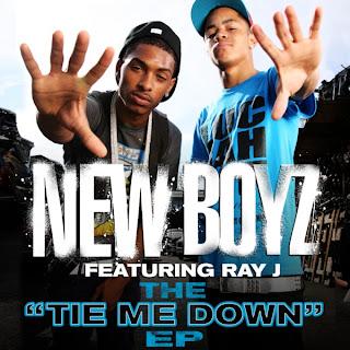 New Boyz - Tie Me Down (feat. Ray J) Lyrics