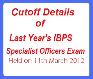 IBPS SO Exam number of post details