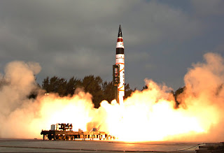 Agni V India's indigenous ICBM