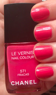 Chanel, Chanel nail polish, Chanel Le Vernis Nail Colour, Chanel Fracas, Chanel 2013 Spring Couture, Chanel 2013 Spring Couture nail polish, Chanel nail polish swatches, Chanel manicure, nail, nails, nail polish, polish, lacquer, nail lacquer, nail polish swatches, nail lacquer swatches, mani, manicure