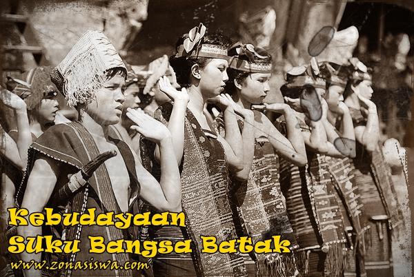 Kebudayaan Suku Bangsa Batak | www.zonasiswa.com