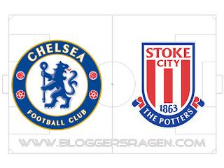 Prediksi Pertandingan Chelsea FC vs Stoke City FC