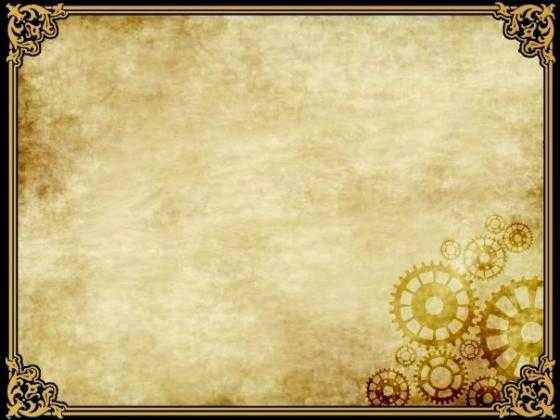 Steampunk PowerPoint
