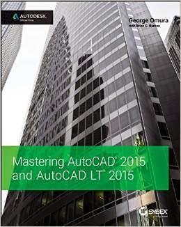 Mastering AutoCAD 2015