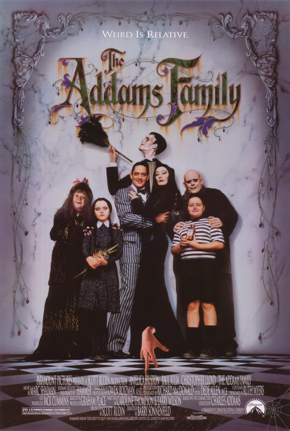 ---MOVIES---... The Addams Family 3