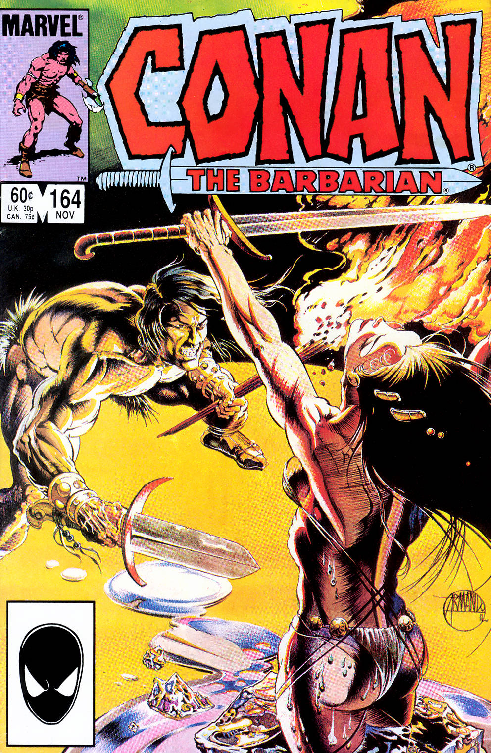 Conan the Barbarian (1970) Issue #164 #176 - English 1