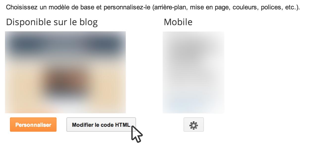 """Conseil Iscomigoo #1: Cliquez sur """"Modifier le code HTML"""""""