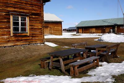 hembygdsgård, jukkasjärvi