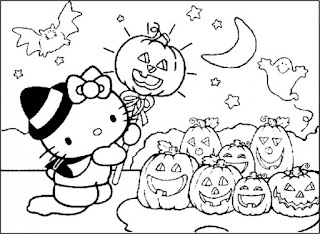 Halloween Images to Color