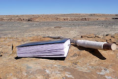 Notebook and the Chaco Stick