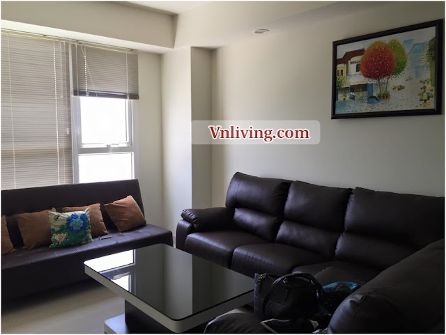 The Eastern apartment for rent in District 9 2 bedrooms furnished