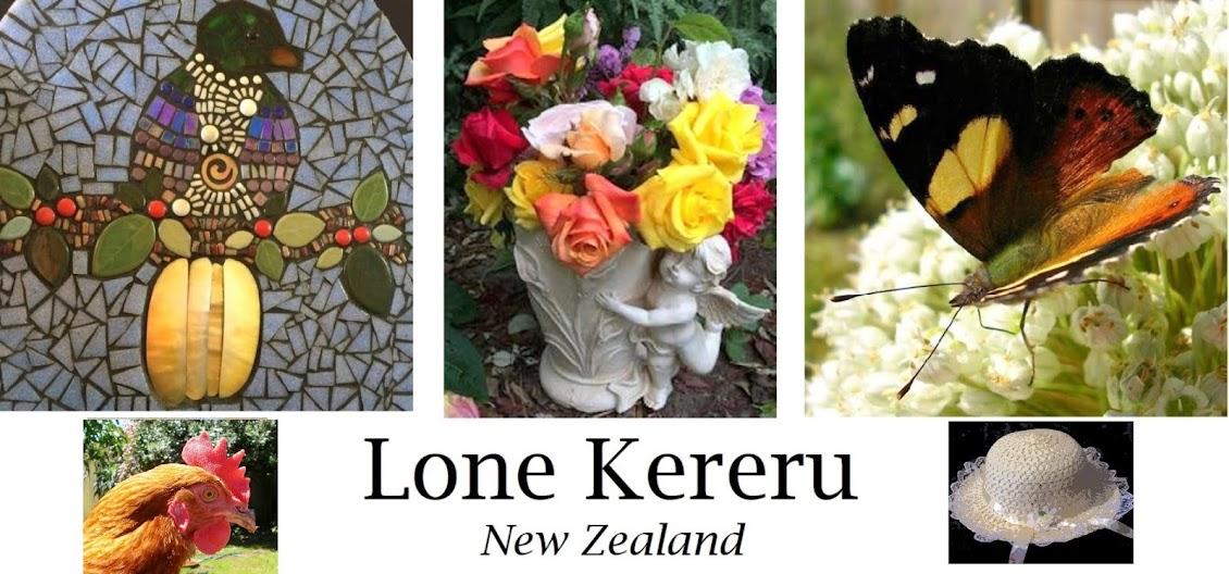 Lone Kereru