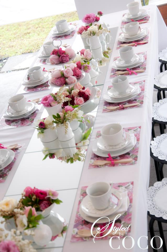 party inspirations kitchen tea party