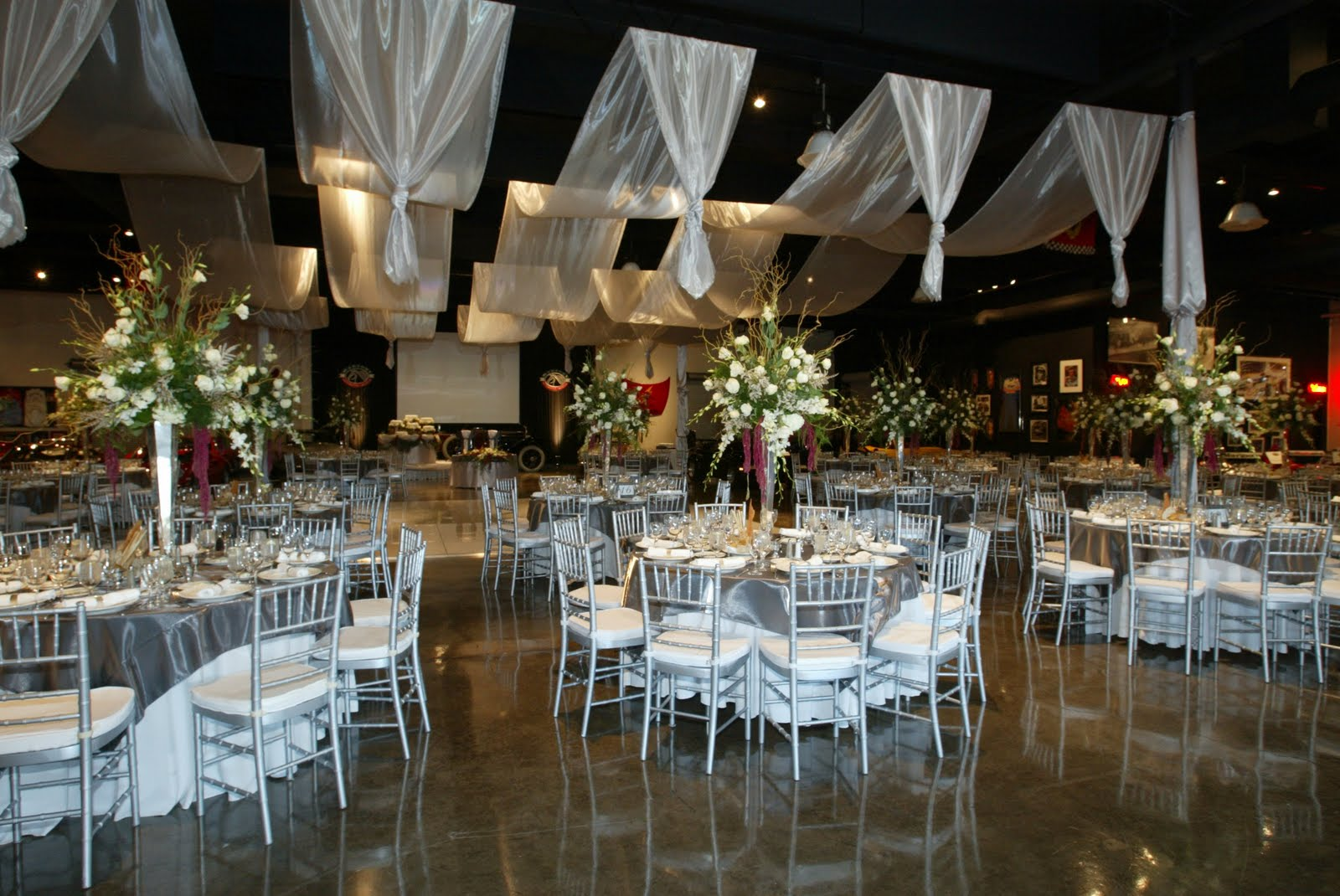Summer Wedding Idea Wedding Receptions