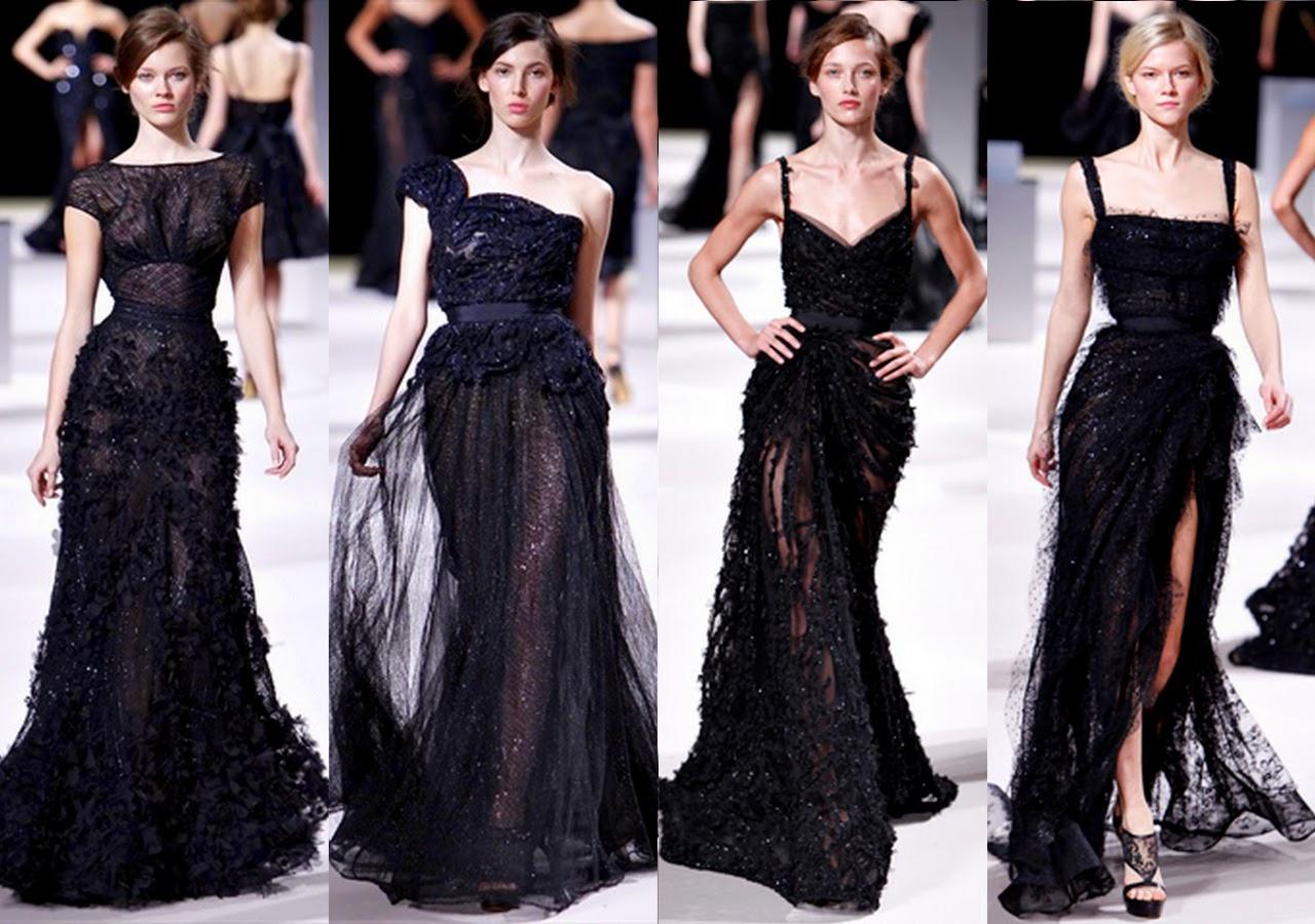 Obsession: Black Wedding Dresses | Closet Confidant