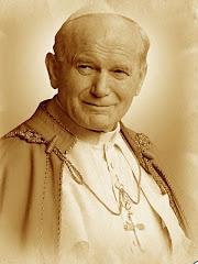 """Giovanni Paolo II """"faro nella nebbia"""""""