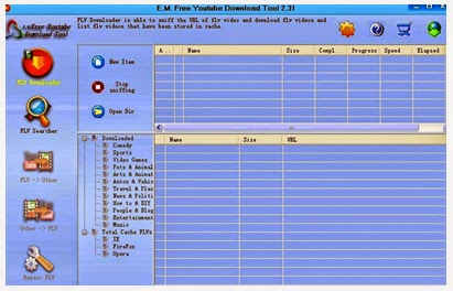 Tips Download Video Youtube dengan E.M. Downloader