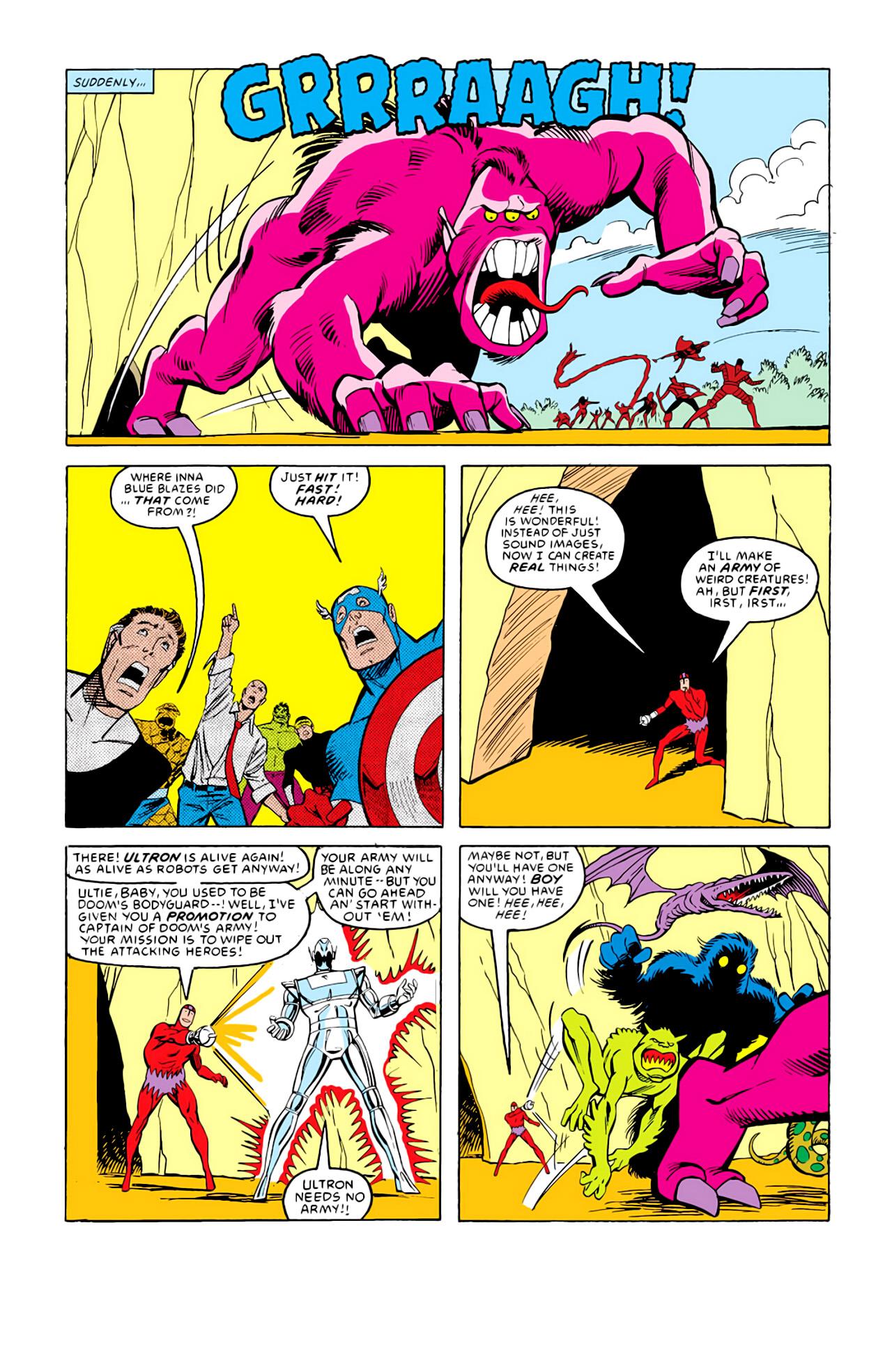 Captain America (1968) Issue #292m #220 - English 23