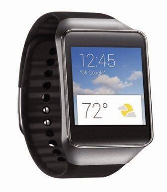 Video review Samsung Gear Live, OS Android Wear