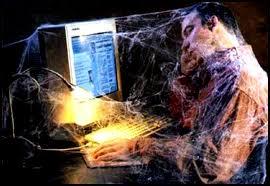 Ketagihan Internet