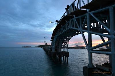 Jembatan Cinta - Pulau Tidung