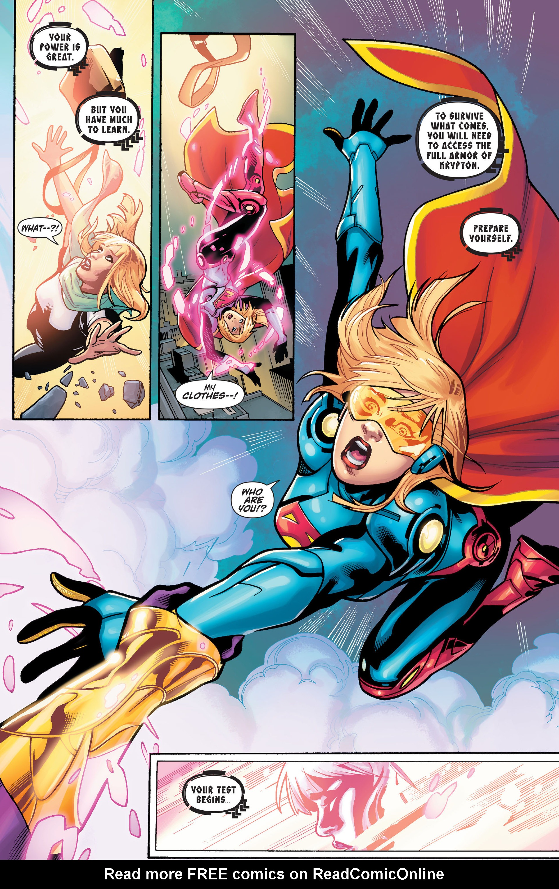 Supergirl (2011) Issue #36 #38 - English 9