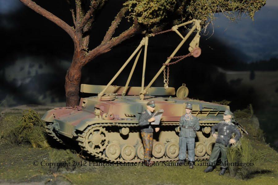 Bergpanzer IV ausf H