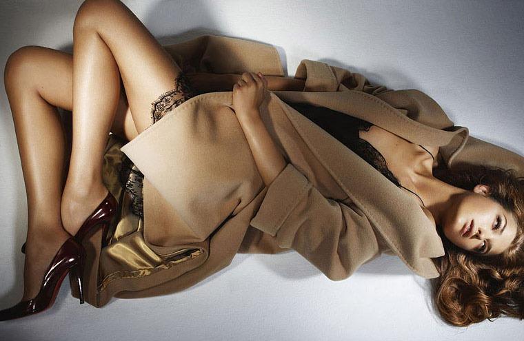 Natalia Gotsiy in Vogue Paris October 2005