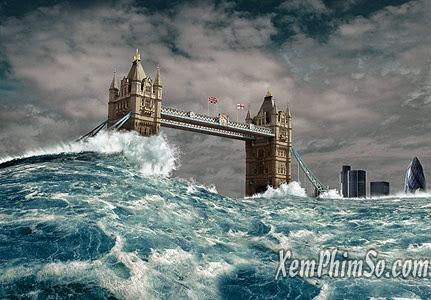 Sự Kiện Kinh Hoàng xemphimso london flood 431x300