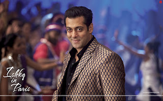 Ishkq In Paris HD Wallpaper Salman Khan