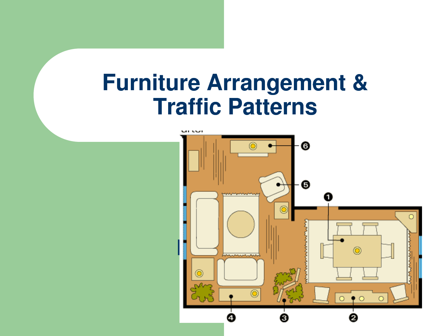 Key interiors by shinay five familiar decorating troubles for Furniture placement