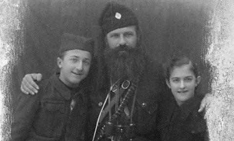 Porodica Draze Mihailovica Draže Mihailovića