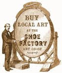 The Shoe Factory Art Co-op Website