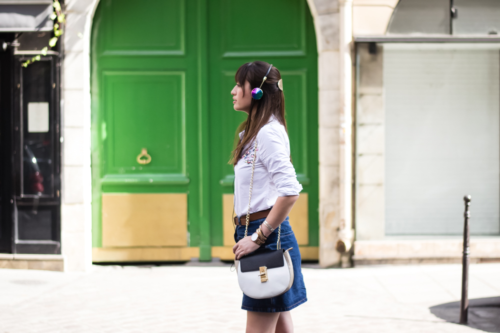 Paris, Blog mode paris, meet me in paree, Look, summer style, Manoush